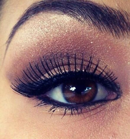343 best images about Makeup for Brown Eyes on Pinterest | Beauty ...