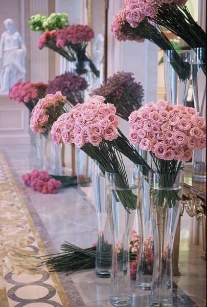 Four Seasons Georges V hotel, Paris.