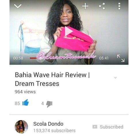 113 best dream tresses luxury hair extensions images on check out scola dondos review of dream tresses bahia wave isnt she just pmusecretfo Image collections