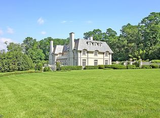 For sale: $3,995,000. DO NOT ENTER DRIVEWAY WITHOUT CONFIRMED APPOINTMENT Magnificent European Chateau home, beautifully sited on 16+ acres of  farmland assessed property with sweeping views of the surrounding countryside,and located in the area's most desired location,Just a few miles from Trump National Golf Club.