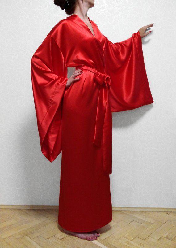 0bc2bc2646 Silk Robe