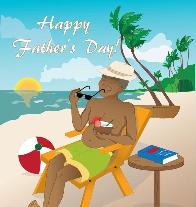 African American Happy Father's Day Images 2018 Wallpaper HD#fathersday2018 #h...