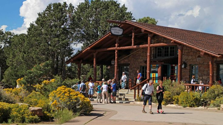 bright angel lodge mary colter grand canyon village