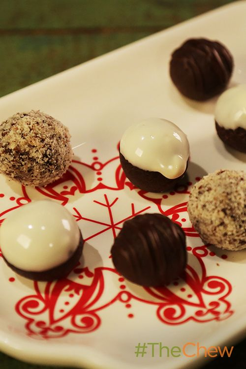 Calling all chocolate lovers! This assortment of truffles can be a great holiday gift or a delicious dessert!