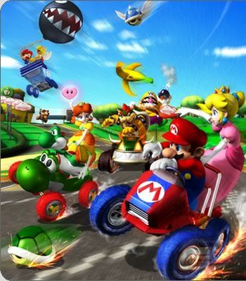 Mario Kart: Double Dash!! (Video Game) - TV Tropes