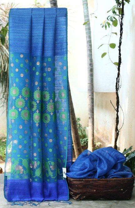 BAILOU MATKA SILK L04568 | Lakshmi