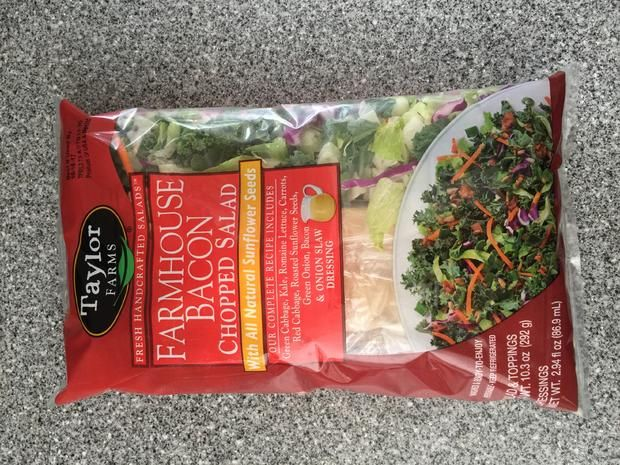 Copycat Taylor Farms Farmhouse Bacon Salad Kit - Home Cooking - Salad - Chowhound