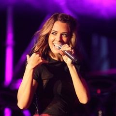 Vanessa Mai performs in concert in Duesseldorf