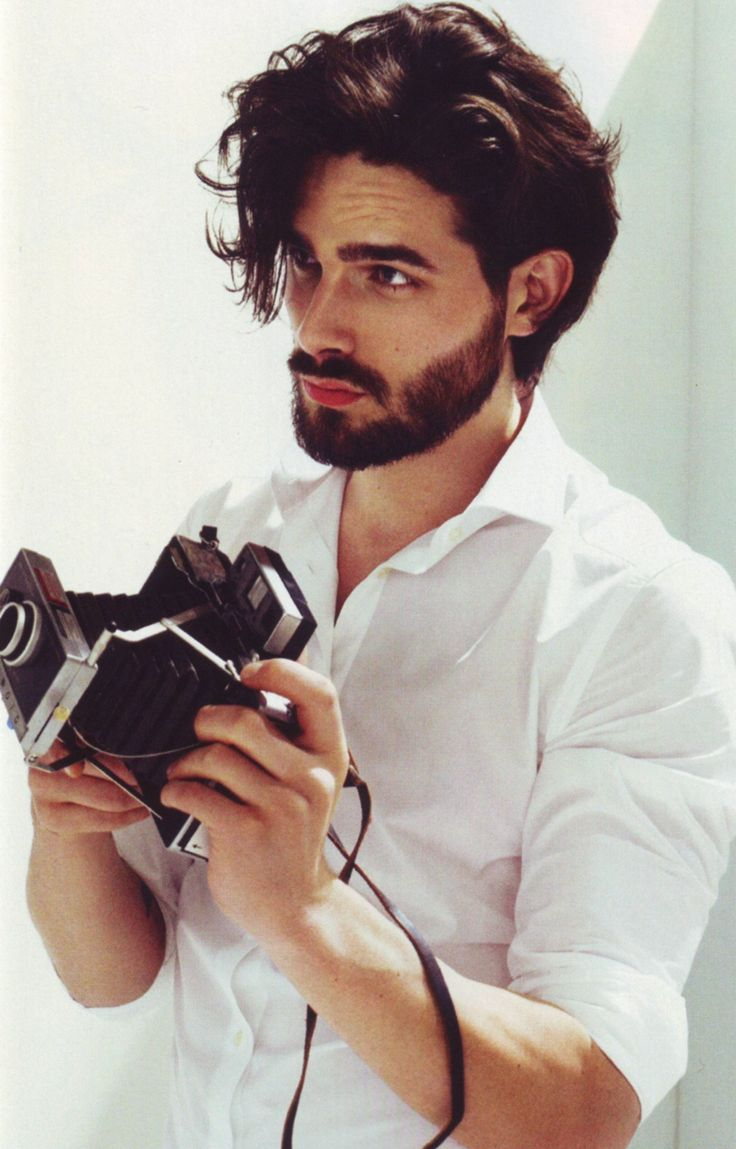 Best  Coupe Homme Long Ideas On Pinterest - Styling long hair
