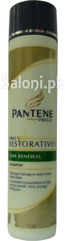 PANTENE PRO-V RESTORATIVES TIME RENEWAL SHAMPOO 250 ML Saloni™ Health