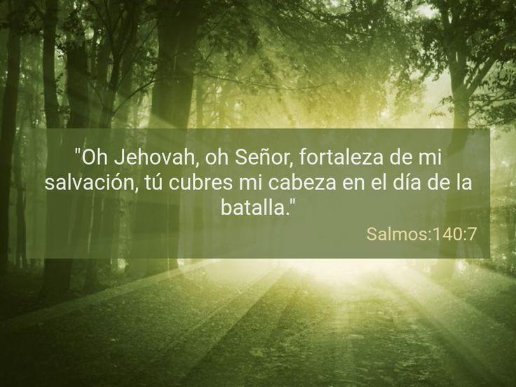 Salmos 140:7