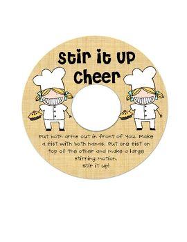 Cheerios - A Fun Collection of Classroom Cheers