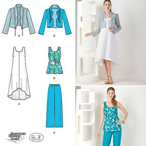 About plus size sewing on pinterest sewing patterns different