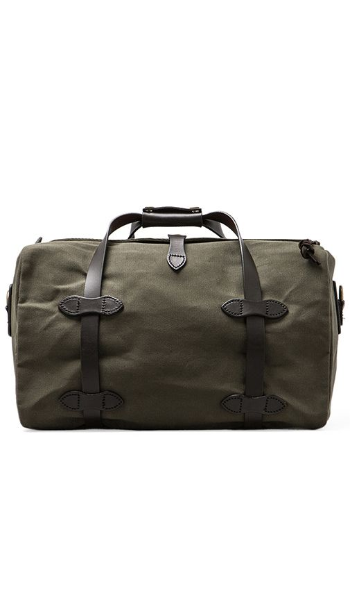 Shop for Filson Small Duffle in Otter Green at REVOLVE. Free 2-3 day shipping and returns, 30 day price match guarantee.