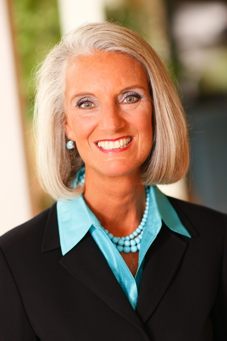 """Anne Graham Lotz, American Christian evangelist and second daughter of Billy Graham, b. 1948. Of her Billy said, """"She's the best preacher in the family."""""""