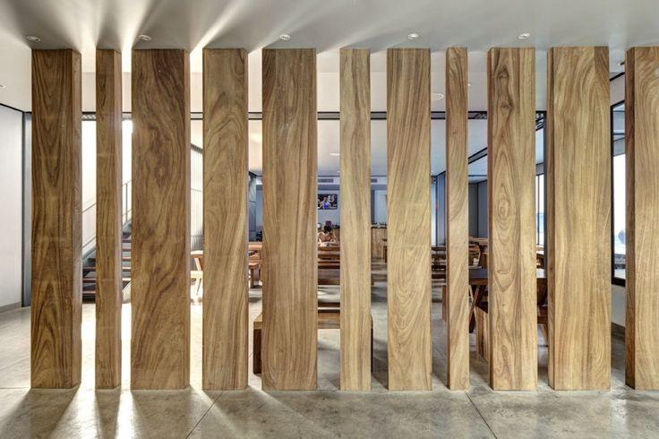entrance partition
