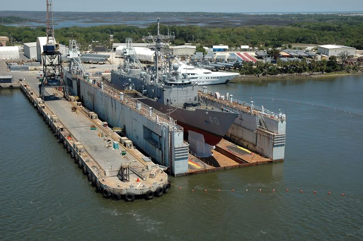 Bae Systems Southeast Shipyards Jacksonville Florida Is