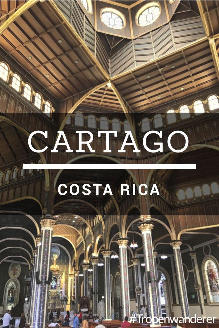 Cartago, Costa Rica. Südöstlich von San José liegt die ehemalige Hauptstadt Costa Rica's auf 1'400m.ü.M. Mehr zur Stadt sowie Provinz hier.  #CostaRica #PuraVida #Cartago #Hauptstadt #Sehenswürdigkeiten #Reisen  #Tropenwanderer