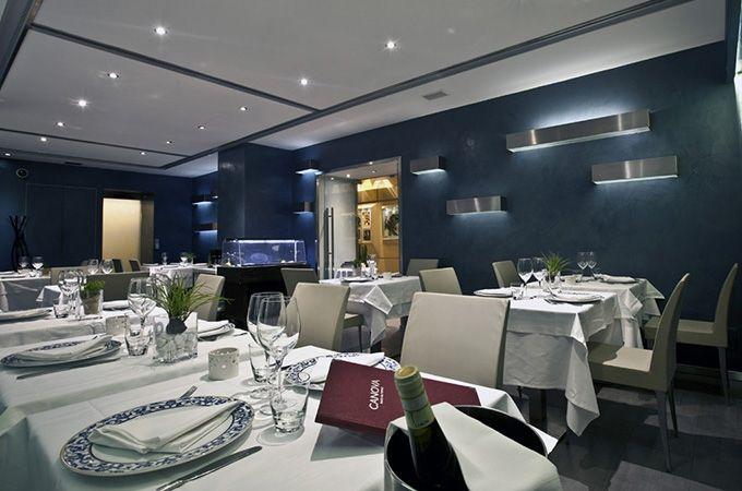 Ristorante Canova Blu - cucina italiana ed internazionale http://www.canovapiazzadelpopolo.it/prenotazioni