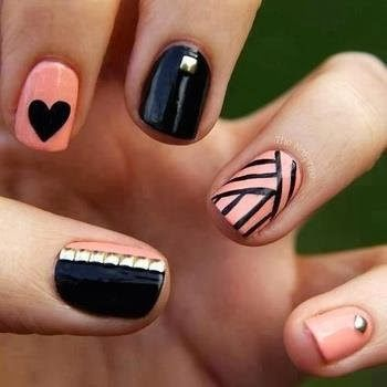 Best 25 teen nail designs ideas on pinterest diy nails diy 16 valentines day nail art designs youll heart prinsesfo Gallery