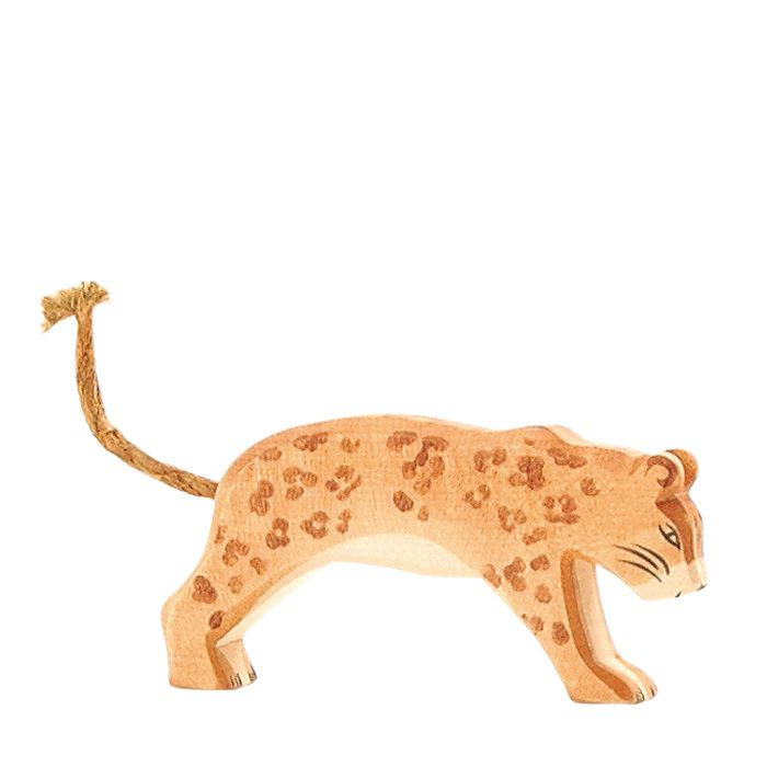 Ostheimer Tiere, Leopard, 2020 - Holztiere - Ostheimer Shop