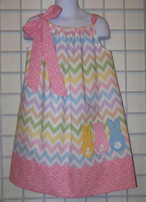 Hey, I found this really awesome Etsy listing at https://www.etsy.com/listing/221139371/easter-pillowcase-dress-easter-dress