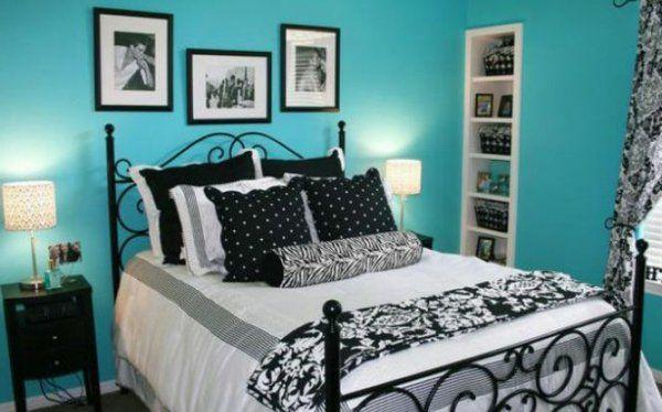 deco chambre ado bleu palettes