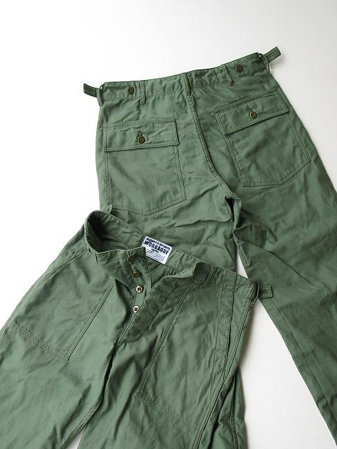 Engineered Garments WORKADAY Fatigue Pant 3