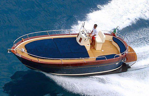 Apreamare boats