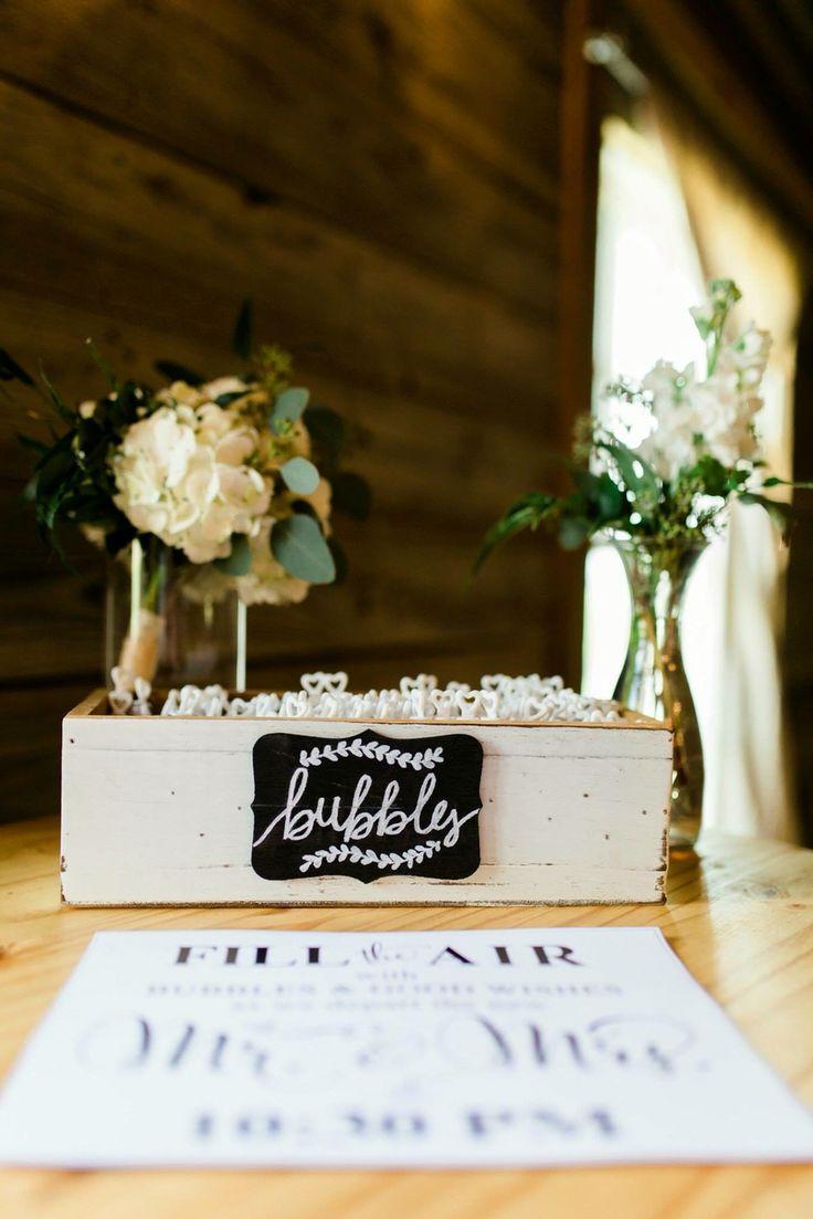 Send Off Bubbles Wedding ExitsWedding CeremonyOur