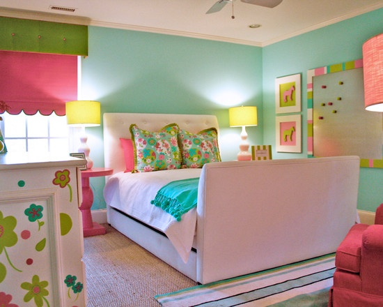el cuarto de mi niña