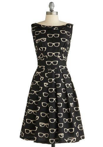 Frames and Fortune Dress, #ModCloth