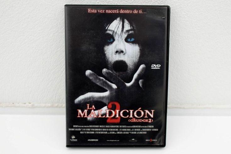 LA MALDICIÓN 2 ( THE GRUDGE 2 ) - INCLUYE UNA POSTAL - DVD DESCATALOGADA