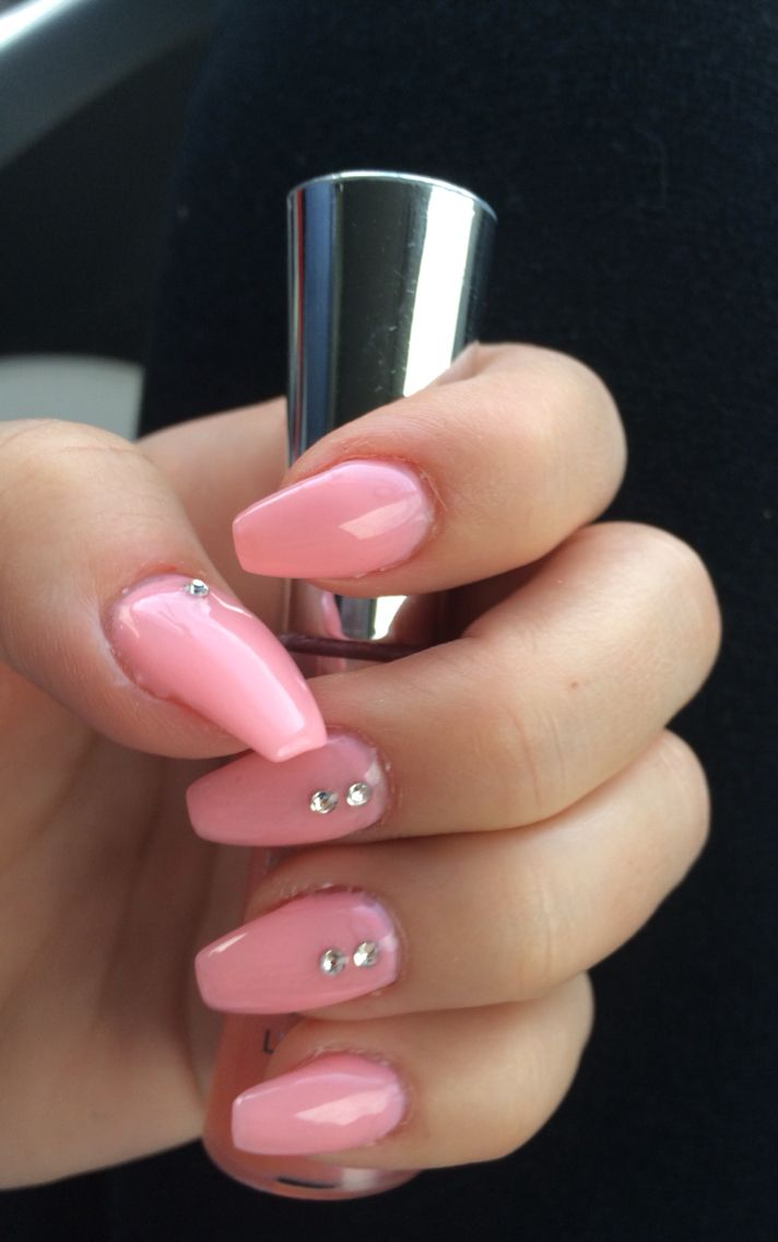 Fabulous light pink