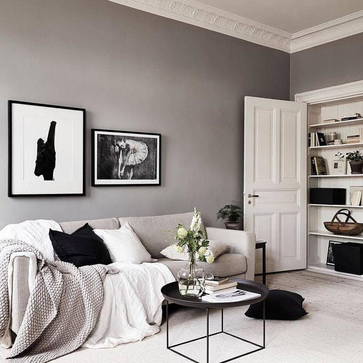 Pretty neutral tones making the perfect interior image via @greydeco.se #interiordesign #interiorinspo #danishdesign