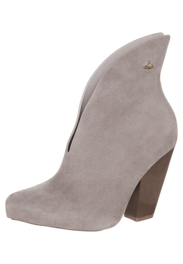 Vivienne Westwood Anglomania + Melissa - SATYR - Ankle boot - beżowy