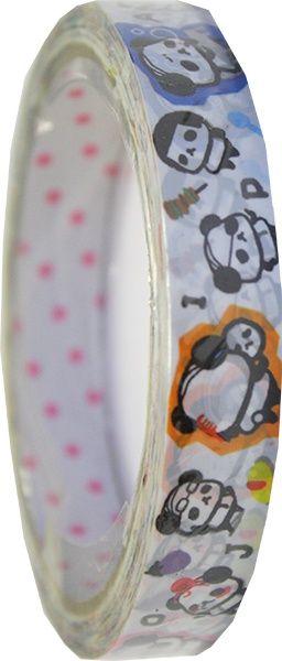 Decotape Kawaii Panda-Chan