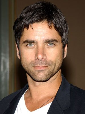 John Stamos. The eyes, the smile, the smoulder! Just...hot! 9/10