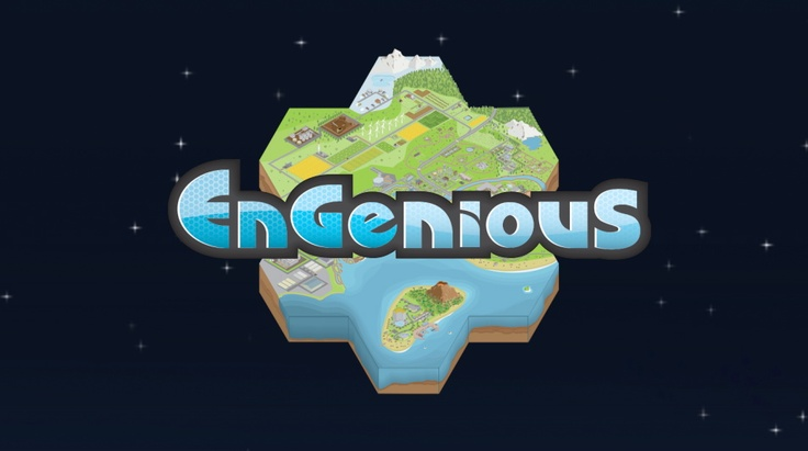 Game design by PulpStudios.ca. Targeting girls between 13-17 years old with a focus on Engineering and Geosciences. Launching January 2013 on EnGenious.ca.