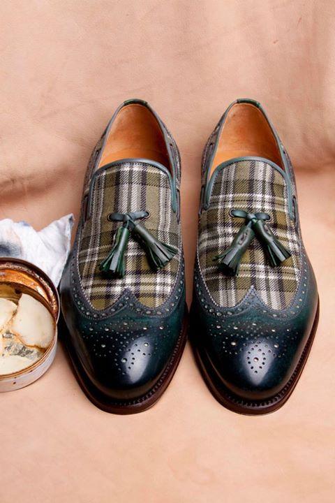 bespoke shoes by Ivan Crivellaro