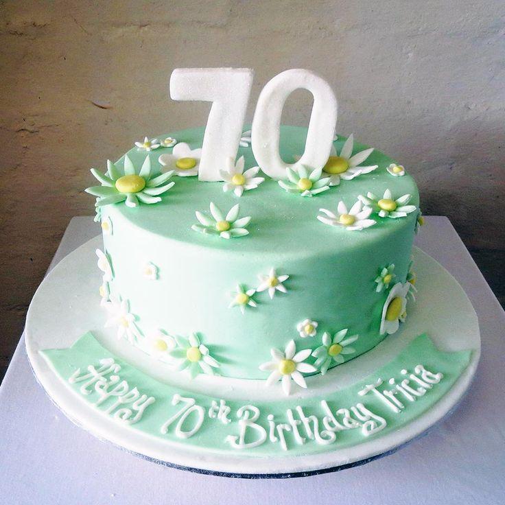 Best 25 birthday cakes women ideas on pinterest best for 70th birthday cake decoration ideas