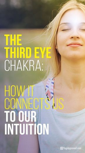 The Third Eye Chakra: How It Connects Us to Our Intuition