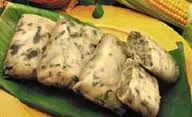 tamales de Chipilin, Guatemala