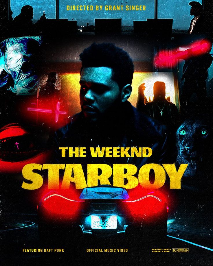 """Starboy"""" is a song by the Canadian singer and songwriter The Weeknd, featuring the French electronic duo Daft Punk, released as the lead single from his upcoming third studio album of the same name (2016) on September 22, 2016. The Weeknd and Daft Punk wrote the song with Doc McKinney and Henry Walter.[2] Daft Punk handled the majority of the song's production, with McKinney and Cirkut serving as co-producers."""
