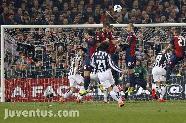 Genoa Juventus 0-1 Pirlo '89