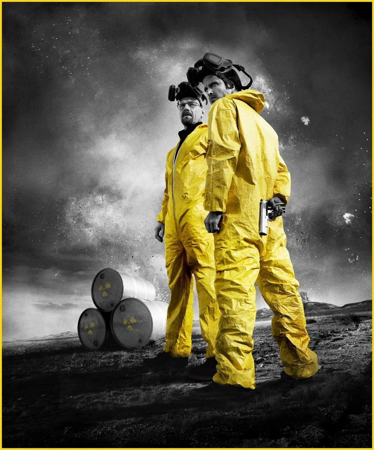 Breaking Bad--After hearing so much hype over this show, I finally had to check it out..it is F'N Awesome! Thanks to NetFlix I have become a Br Ba vegetable! ♥ This show!