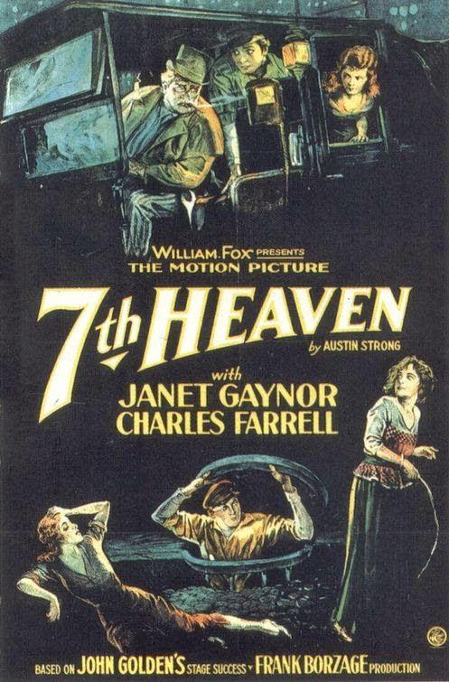 """"""" 7th Heaven """" é uma pérola rara do cinema mudo de extrema beleza e qualidade…"""