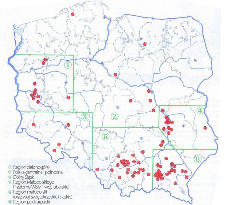 Regiony Winiarskie w Polsce