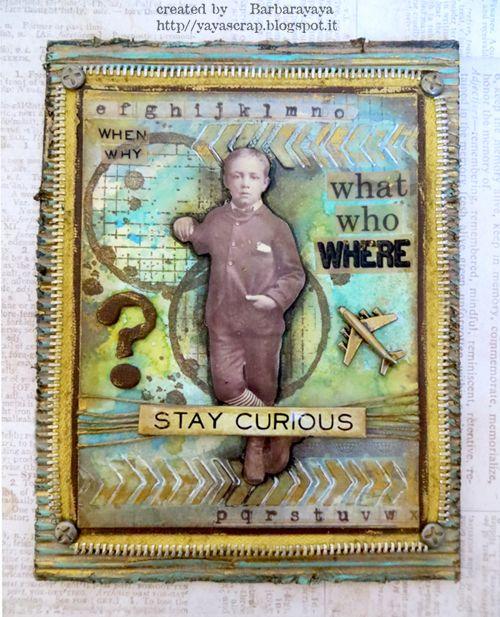 Ciao a tutti , primo lunedì del mese dell'inizio dell'estate, Giugno! Simon Says Stamp Monday Challenge Blog è qui con una nuova sfida,...
