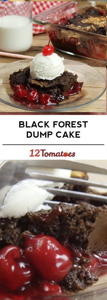 Black Forest Layer Cake Aunt Becky S